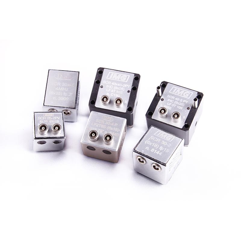 Dual Element Angled Beam LFI/SCR40