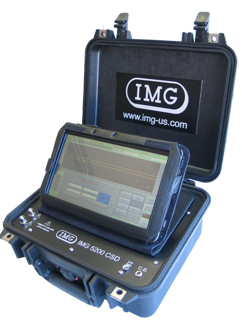 strumento controllo materiali a bassa frequenza