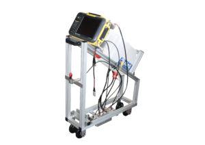 controllo binari strumento Img ultrasuoni