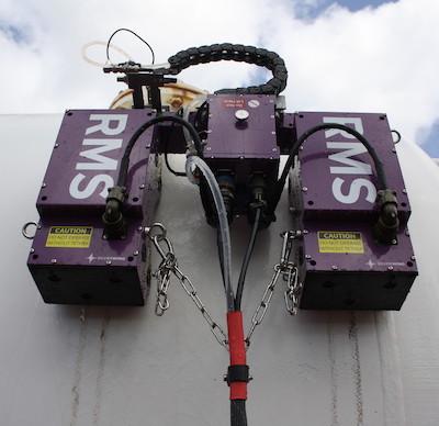 scanner controlli non distruttivi tubazioni