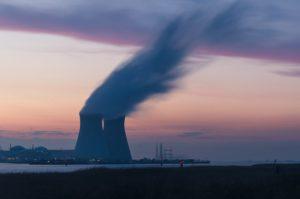 foto centrale nucleare